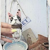 Куклы и игрушки ручной работы. Ярмарка Мастеров - ручная работа ONLY KINGS French bulldog 372. Handmade.