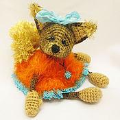 Куклы и игрушки ручной работы. Ярмарка Мастеров - ручная работа Белочка Лерочка. Handmade.
