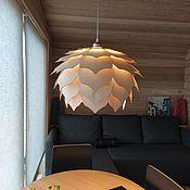Для дома и интерьера handmade. Livemaster - original item Lamp PANGO 2 made of wood (lime plywood). Handmade.