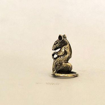 Сувениры и подарки ручной работы. Ярмарка Мастеров - ручная работа Мишка символ года 2020. Handmade.