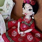 Куклы и пупсы ручной работы. Ярмарка Мастеров - ручная работа Будуарная кукла Фрида. Handmade.