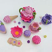Куклы и игрушки handmade. Livemaster - original item Playing a set of