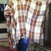 Одежда handmade. Livemaster - original item Poncho