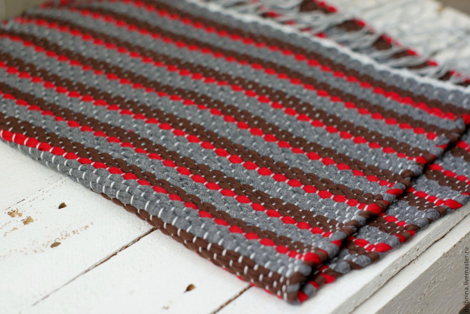Домотканый коврик своими руками мастер класс фото 698