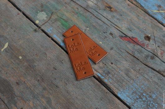 Упаковка ручной работы. Ярмарка Мастеров - ручная работа. Купить Бирочки 6. Handmade. Рыжий, бирки handmade, этикетки