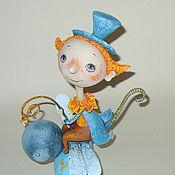 Куклы и игрушки ручной работы. Ярмарка Мастеров - ручная работа Полёт. Handmade.