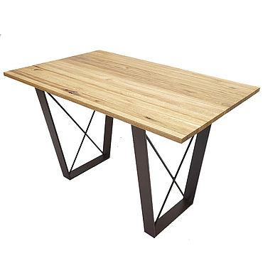 Мебель ручной работы. Ярмарка Мастеров - ручная работа Стол лофт 5004. Handmade.
