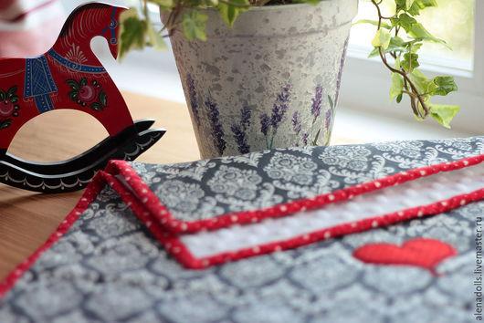 """Пледы и одеяла ручной работы. Ярмарка Мастеров - ручная работа. Купить Одеяло """"Слоник"""". Handmade. Темно-серый, плед в кроватку"""