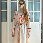 Русский стиль handmade. Livemaster - original item Dress