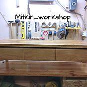 Для дома и интерьера handmade. Livemaster - original item Solid oak pedestal. Handmade.
