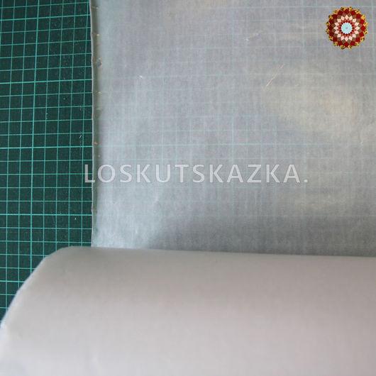 Бумага с клеевым слоем (для аппликаций). BK-01