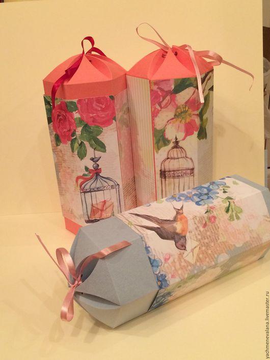 Подарочная упаковка ручной работы. Ярмарка Мастеров - ручная работа. Купить Подарочная упаковка. Handmade. Упаковка подарочная, картон дизайнерский