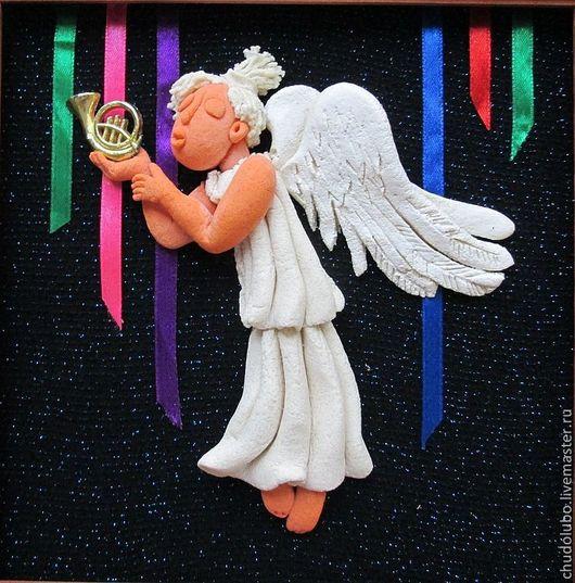 Ангел-хранитель украсит Вашу гостиную, спальню, детскую.Подарок на рождение и на именины, просто подарок для себя или для своих друзей.