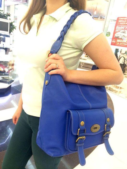 Женские сумки ручной работы. Ярмарка Мастеров - ручная работа. Купить Кожаная сумка. Handmade. Кожаная сумка, стильная сумка