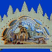 Подарки к праздникам handmade. Livemaster - original item Decorative pyramid
