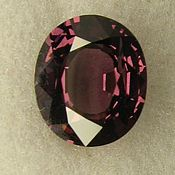 Материалы для творчества handmade. Livemaster - original item Spinel 4.05 carats natural purple. Handmade.