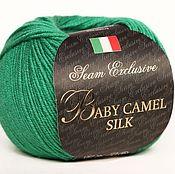 Материалы для творчества ручной работы. Ярмарка Мастеров - ручная работа Baby camel silk. Handmade.