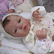 Куклы и игрушки ручной работы. Ярмарка Мастеров - ручная работа Кукла реборн Элиза - 2. Handmade.