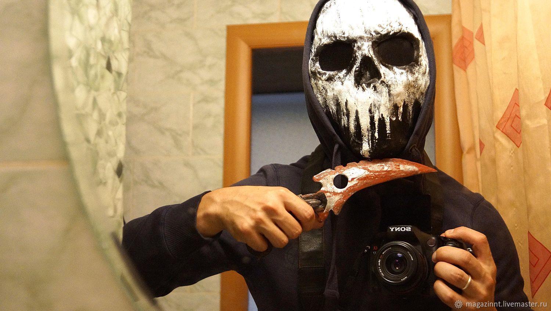 Legion Joey Set : Mask + Knife Karambit, Suits, Moscow,  Фото №1