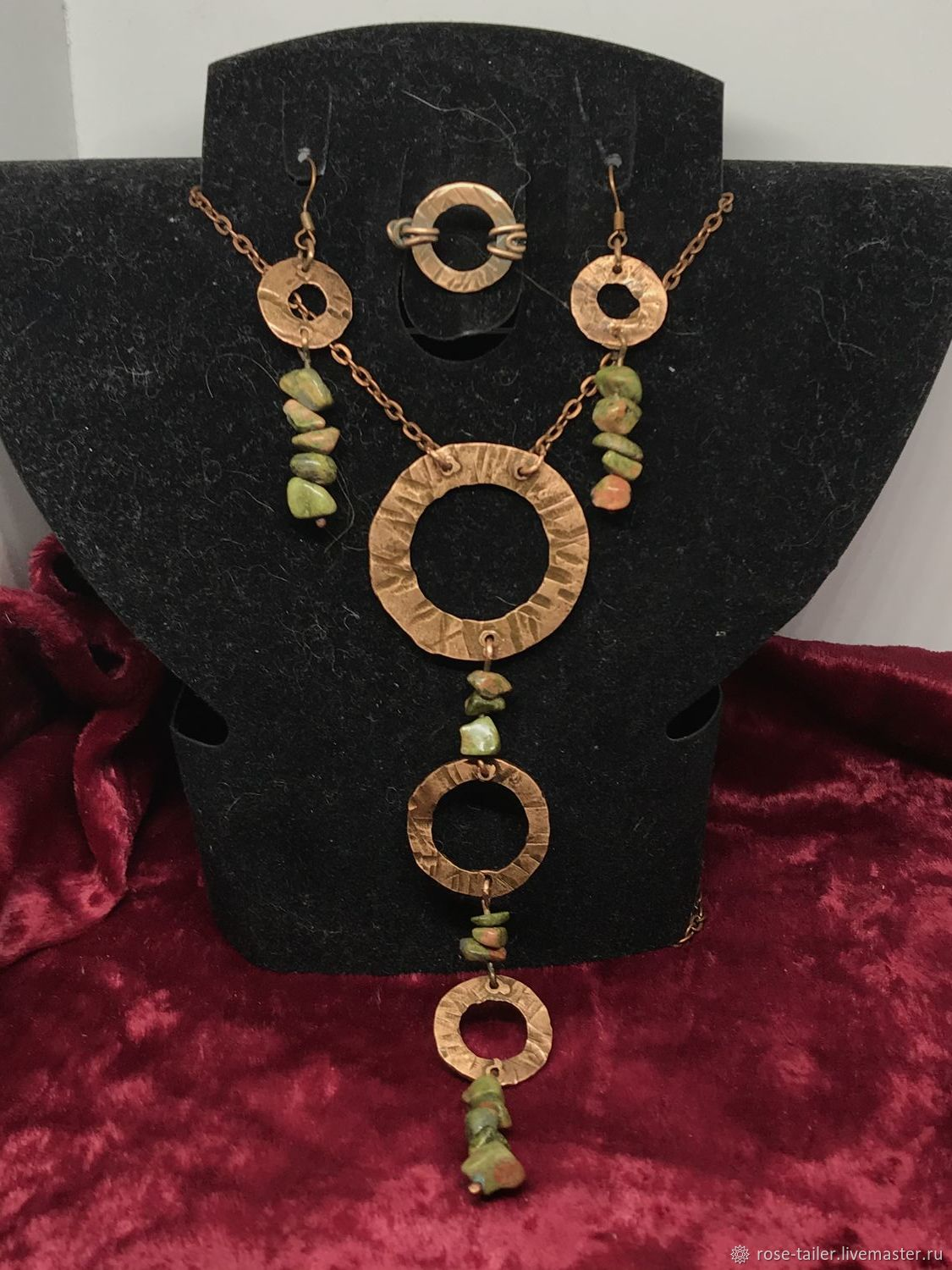 Jewelry sets: Infinity is not the limit, Jewelry Sets, Moscow,  Фото №1