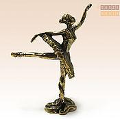 Модели ручной работы. Ярмарка Мастеров - ручная работа фигурка Балерина вариант 2. Handmade.