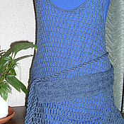 """Одежда ручной работы. Ярмарка Мастеров - ручная работа Платье """"Сумерки"""". Handmade."""