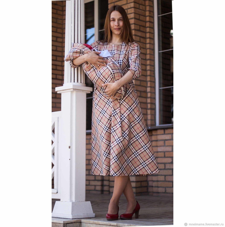 Платье для кормящих мам, Платья, Москва,  Фото №1