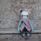 Куклы и игрушки ручной работы. Ярмарка Мастеров - ручная работа Панди. Handmade.