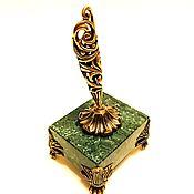 Канцелярские товары handmade. Livemaster - original item pen stand. Handmade.