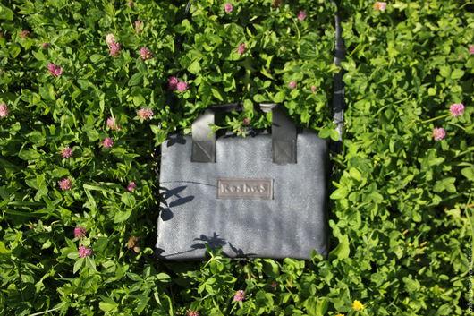 """Мужские сумки ручной работы. Ярмарка Мастеров - ручная работа. Купить деловая сумка для переговоров из кожи """"Roshas"""". Handmade."""