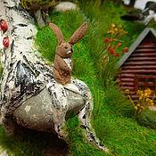 Сувениры и подарки ручной работы. Ярмарка Мастеров - ручная работа Домик в лесу. Handmade.