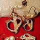 Jewelry set 'Sea charm'. Jewelry Sets. LefshaKrasnjdar (LefshaKrasnodar). Online shopping on My Livemaster.  Фото №2