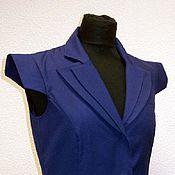 Одежда ручной работы. Ярмарка Мастеров - ручная работа Платье-жилет. Handmade.