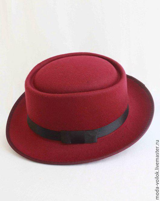 Шляпы ручной работы. Ярмарка Мастеров - ручная работа. Купить Шляпа канотье. Handmade. Фетровая шляпа, шляпа ручной работы
