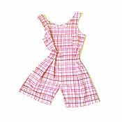 Одежда handmade. Livemaster - original item Summer jumpsuit made of cotton. Handmade.