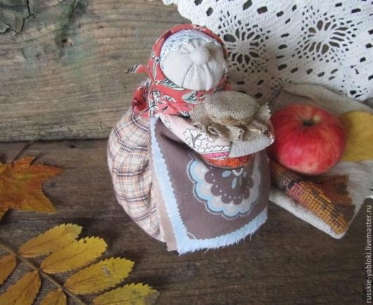 """Народные куклы ручной работы. Ярмарка Мастеров - ручная работа. Купить """"яблочное варенье"""". Handmade. Кукла ручной работы, гречка"""