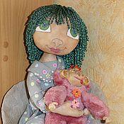 Куклы и игрушки ручной работы. Ярмарка Мастеров - ручная работа Вельвъера. Handmade.