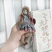 Куклы и игрушки ручной работы. Ярмарка Мастеров - ручная работа Teddydoll. Handmade.