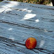 """Фотофоны ручной работы. Ярмарка Мастеров - ручная работа Фотофон деревянный """"Серо-голубой"""" двухсторонний. Handmade."""