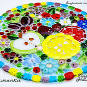 Посуда ручной работы. Ярмарка Мастеров - ручная работа Витаминки. Handmade.