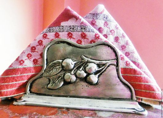 Винтажная посуда. Ярмарка Мастеров - ручная работа. Купить Старинная салфетница подставка для салфеток 50 годы ХХ века Франция. Handmade.