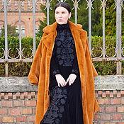 Одежда handmade. Livemaster - original item Velvet Dress Embroidered, Black Dress. Handmade.