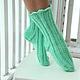 Ручная работа. Носки вязаные. НоскРучная работа. Носки вязаные. Носки женские. Носки теплые. женские носки шерстяные носки Iris d`or  irisdorknitи женские. Носки теплые. женские носки шерстяные носки