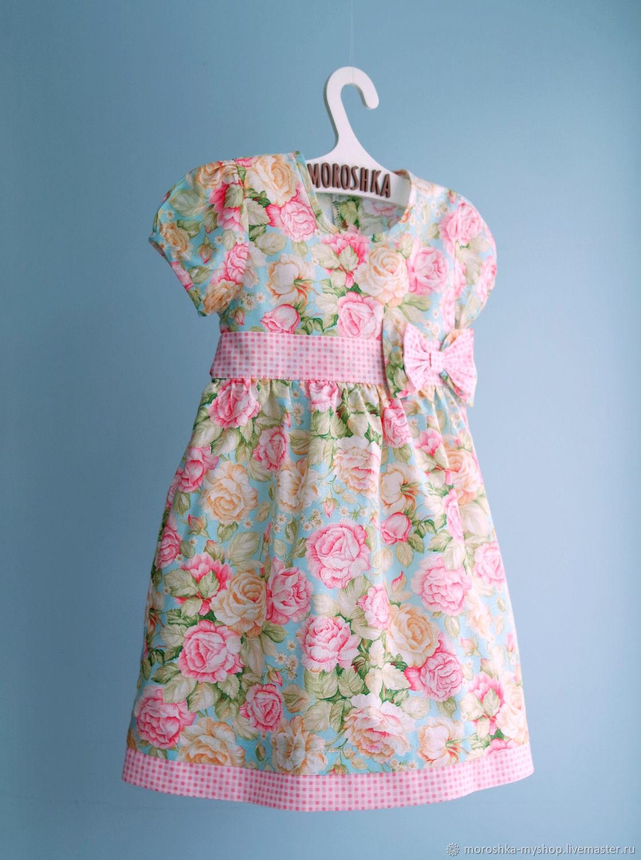 Платье для девочки Винтаж