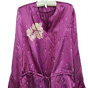 Одежда ручной работы. Ярмарка Мастеров - ручная работа Батик Блуза Жасмин. Handmade.