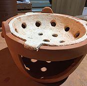 Для дома и интерьера ручной работы. Ярмарка Мастеров - ручная работа Мангал настольный. Handmade.