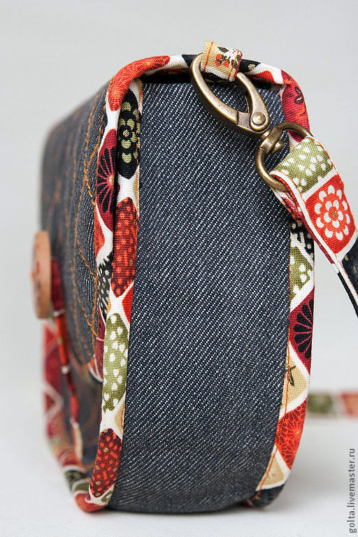 Мастер класс маленькая сумочка через плечо
