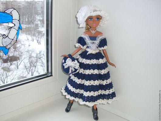 Одежда для кукол ручной работы. Ярмарка Мастеров - ручная работа. Купить Комплект одежды МОРЯЧКА для куколки мокси тинз. Handmade.