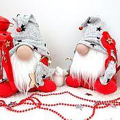 Сувениры и подарки handmade. Livemaster - original item Gnome interior toy, as a gift for the new year. Handmade.