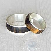 Украшения handmade. Livemaster - original item Twin ring.. Handmade.